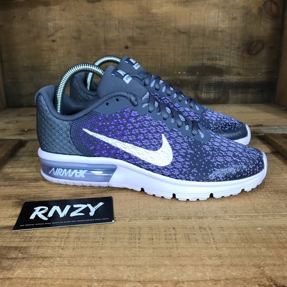 NEW Nike Air Max Sequent Two Light Carbon